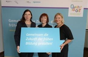 """Deutsche Kinder- und Jugendstiftung GmbH: """"Guter Ganztag macht Familien stark und fördert die Teilhabechancen aller Kinder"""""""