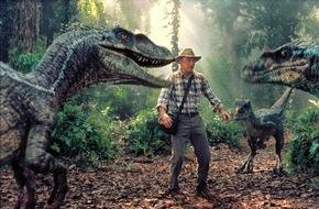"""RTL II: """"Jurassic Park 3"""": Die Rückkehr zur Insel der Dinosaurier"""