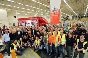 Ford-Werke GmbH: Ford bleibt Fahrzeug-Sponsor des 1. FC Köln: Vertrag erstmals für drei Spielzeiten verlängert