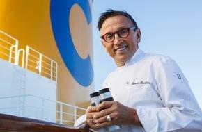 Costa Kreuzfahrten: Kulinarische Neuigkeiten an Bord von Costa Kreuzfahrten