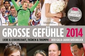 """Gruner+Jahr, Gala: Palina Rojinski: """"Ich habe Eier in der Hose"""""""