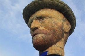 Warsteiner Brauerei: 25. Warsteiner Internationale Montgolfiade - Vincent van Gogh gibt sich die Ehre