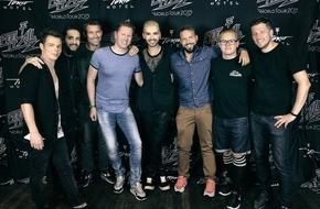 ProSiebenSat.1 Digital GmbH: Tokio Hotel unterschreiben internationale Kooperation mit Studio71 -Neues Album erscheint 2016