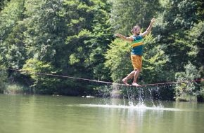 """ALPBACHTAL SEENLAND Tourismus: """"WASSERfest - WATERproof"""" Österreichs erstes Waterline Festival   - BILD"""