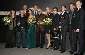 Warsteiner Brauerei: Der Deutsche Gastronomiepreis 2009: Lifetime-Award würdigt Bioleks Leben zwischen Genuss und Disziplin (mit Bild)