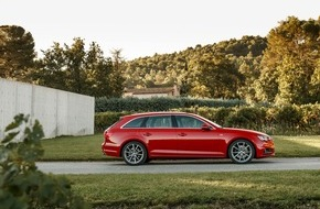 Audi AG: Audi setzt weltweites Wachstum im April fort