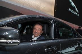 JAGUAR Land Rover Schweiz AG: Carlo Crisci - innovative Sterneküche trifft auf innovativen Fahrspass (Bild)