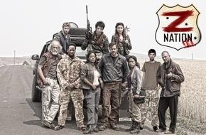 """RTL II: Humor, Herz & Horror: RTL II zeigt die Serie """"Z Nation"""" als deutsche Free-TV-Premiere ab dem 06.11., 23:35 Uhr"""