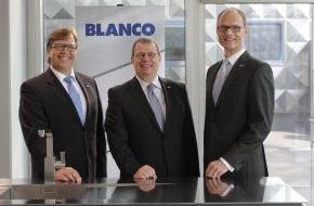 Blanco GmbH + Co KG: Glänzendes Geschäftsjahr 2012 / Spitzenumsatz beim Spülen-Hersteller BLANCO