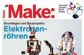 Make: Roboter einfach bauen und programmieren / All-inclusive-Bausätze ideal für Einsteiger