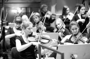 Schweizer Jugend-Sinfonie-Orchester: 40 Jahre Schweizer Jugend-Sinfonie-Orchester (SJSO)