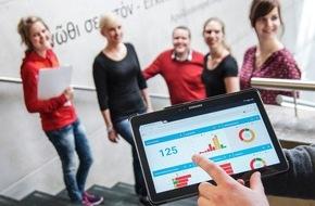 Fachhochschule Kufstein Tirol Bildungs GmbH: Befragungstool der FH Kufstein Tirol mit Innovationspreis ausgezeichnet