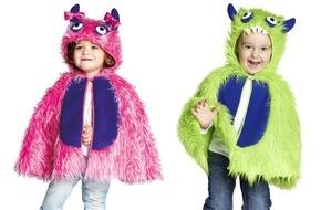 Manor AG: Manor rappelle des déguisements de Carnaval (IMAGE)