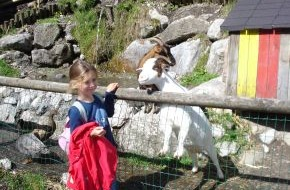 Alpenregion Bludenz: Brandnertal - Alpenstadt Bludenz - Klostertal:  Berge, Sommer und Familie