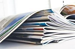 Onlineprinters GmbH: Jetzt Broschüren in Kleinauflagen bei Onlinedruckerei diedruckerei.de / Neue Technik ermöglicht günstigen Broschürendruck ab einem Exemplar