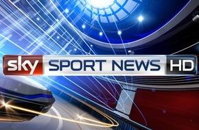 Sky Deutschland: Die Sport-Highlights von Sky Sport News HD ab sofort bei McDonald's