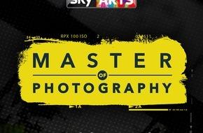 Sky Deutschland: Master of Photography: Sky Arts ruft zum europaweiten TV-Wettbewerb für Fotografen auf