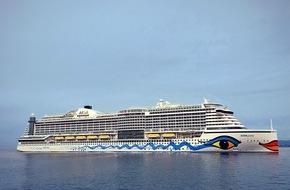 AIDA Cruises: AIDA Cruises: Taufe des neuen Flaggschiffs AIDAprima am 7. Mai 2016 als Highlight des HAFENGEBURTSTAG HAMBURG