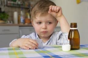 ABDA Bundesvgg. Dt. Apothekerverbände: Zwei Drittel aller Kinder haben gelegentlich Magen-Darm-Beschwerden