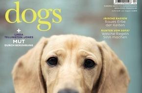 Gruner+Jahr, DOGS: DOGS AWARD 2016: Helden auf zwei und vier Beinen gesucht