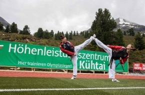 Tourismusbüro Kühtai: Acht Sportevents und 18 Trainingslager - Top-Bilanz des Höhenleistungszentrum Kühtai