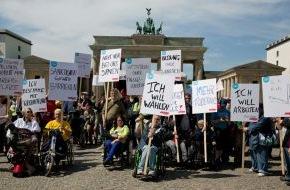 Aktion Mensch: Deutsche geben Wahllokalen bei Barrierefreiheit schlechte Noten
