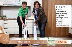 HSE24: HSE24 startet Neukundenoffensive / Vera Int-Veen ist Aushängeschild der Kampagne (mit Bild)
