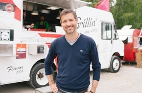 """kabel eins: Adios Currywurstbude! """"Abenteuer Leben am Sonntag"""" feiert großes Food Truck Festival - am Sonntag, 24. Juli 2016, um 22:15 Uhr bei kabel eins"""
