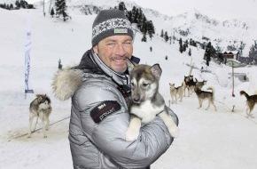 """Tourismusbüro Kühtai: Schauspieler Till Demtroeder lädt zum Charity-Event """"Tirol Cross Mountain"""" im Kühtai"""