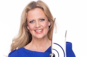 ARD Das Erste: Das Erste: ECHO 2015: Barbara Schöneberger ist Gastgeberin der Gala-Show Am Donnerstag, 26. März 2015, ab 20.15 Uhr live im Ersten
