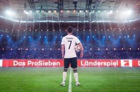 """ProSieben Television GmbH: Kick it like ProSieben: """"Das ProSieben Länderspiel"""" wird am 4. Juni angepfiffen"""