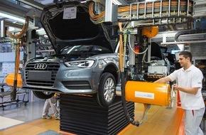 """Audi AG: Audi-CEO Stadler bei Hauptversammlung: """"Unsere Marke zielt auf neue Bestwerte"""""""