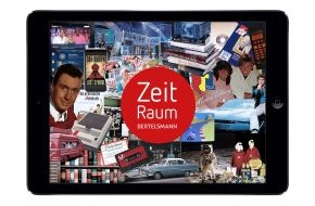 Bertelsmann SE & Co. KGaA: Unternehmensgeschichte spielerisch erleben: Bertelsmann präsentiert neue App