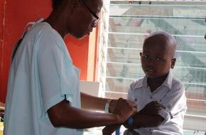 nph deutschland e.V.: Überlebenschancen von Kindern sind ungleich verteilt / In den meisten Entwicklungsländern ist die medizinische Versorgung mangelhaft