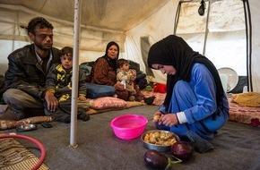 Caritas Schweiz / Caritas Suisse: Caritas: la Suisse peut et doit en faire davantage pour les réfugiés syriens.
