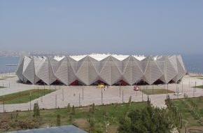 Alpine Holding GmbH: Bühne frei für den Eurovision Song Contest: Baku Crystal Hall heute offiziell übergeben
