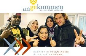 """Walter Blüchert Stiftung: NRW-Schulministerium, Stadt Dortmund und Walter Blüchert Stiftung starten Kooperation für innovatives Integrationsprogramm """"angekommen"""" für junge Flüchtlinge"""