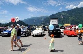 """VW / AMAG Automobil- und Motoren AG: VW feierte ein erfolgreiches Volksfest - """"Ohne VW Bus keinen Rock'n'Roll"""""""