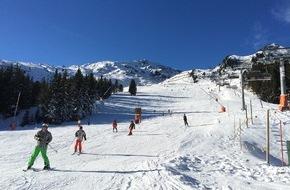 Tirol Werbung: Video: aktueller Schneebericht Hochzillertal - VIDEO/BILD