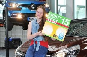 Zentralverband Deutsches Kraftfahrzeuggewerbe: Der Licht-Test hat ein neues Gesicht