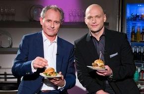 """kabel eins: Fesches Fastfood: Wer erBURGERt sich ein Restaurant?  """"Restaurant Startup - Gutes Essen zahlt sich aus"""" ab Dienstag, 31. März 2015, um 20:15 Uhr neu bei  kabel eins"""
