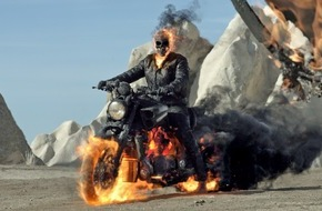 "RTL II: Marvel-Comic-Action bei RTL II: ""Ghost Rider - Spirit of Vengeance"""
