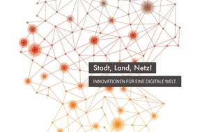 """Wettbewerb """"Ausgezeichnete Orte im Land der Ideen"""": Ein Netz voller Ideen: Die 100 besten Innovationen für eine digitale Welt stehen fest / Initiative """"Deutschland - Land der Ideen"""" und die Deutsche Bank geben Preisträger bekannt"""