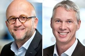 dpa Deutsche Presse-Agentur GmbH: Meinolf Ellers wird Chief Digital Officer der dpa - Frank Rumpf neuer Geschäftsführer der dpa-infocom