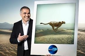 """ProSieben Television GmbH: Eine Ultra-Schwimmerin, 320 Kilogramm Python und Aiman Abdallah: """"Galileo Big Pictures: 50 unglaubliche Bilder"""""""