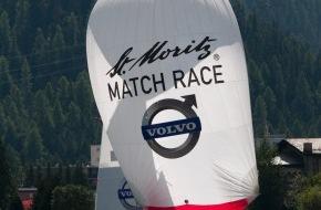 Volvo Car Switzerland AG: Volvo devient partenaire principal de la St. Moritz Match Race et sponsor en titre de la Volvo Match Race Cup