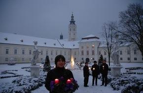 Klösterreich: Zur Weihnachtszeit im Klösterreich Â� beschaulich, bewegend und besinnlich - BILD