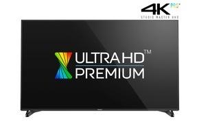 Panasonic Deutschland: Weltneuheit: Panasonic präsentiert ersten Ultra HD Premium TV