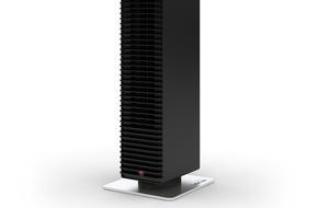 Stadler Form Aktiengesellschaft: Paul - der welterste Heizlüfter mit Adaptive Heat[TM] Technologie / Stadler Form präsentiert eine Weltpremiere