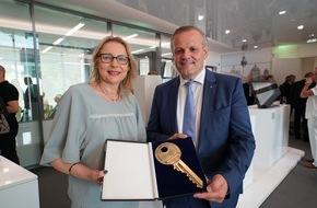 Schüco International KG: Neue Repräsentanz von Schüco in Berlin / Nah an Kunden und Architekten